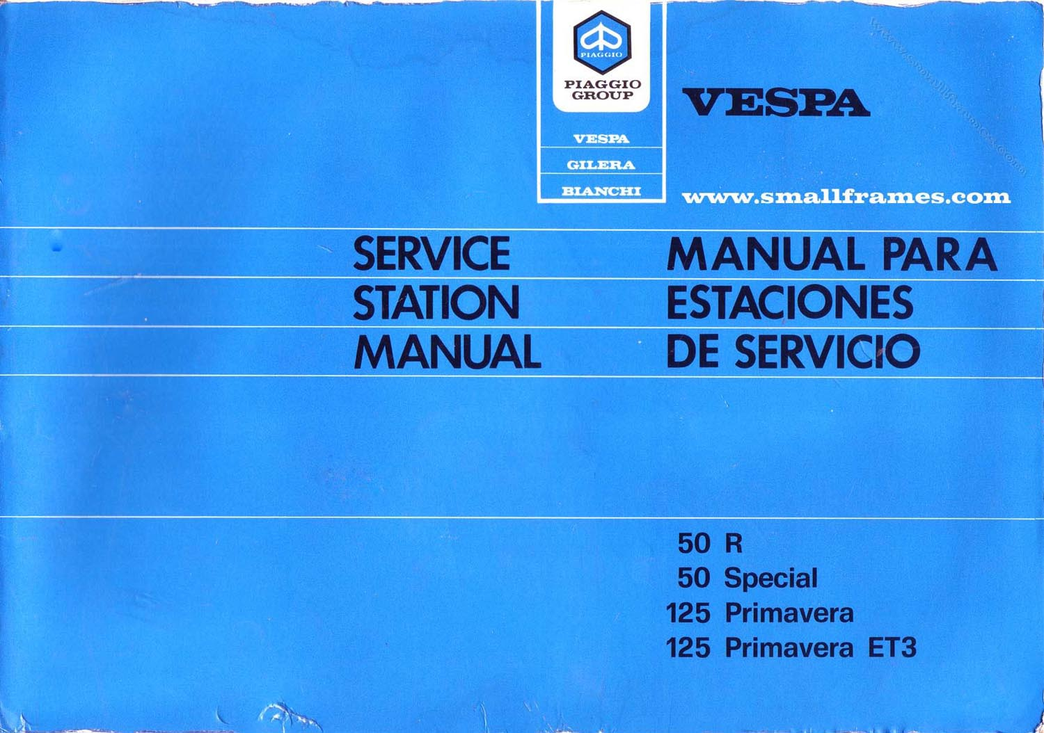 50r 50 Special Primavera Factory Repair Manual 50s Wiring Diagram Free Download Schematic